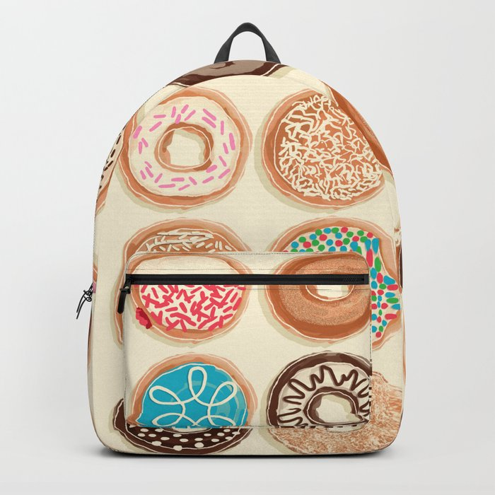 Doughnuts Backpack
