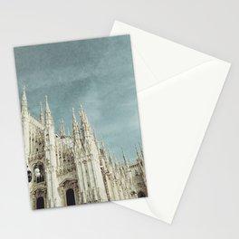 Duomo, Milan (2) Stationery Cards