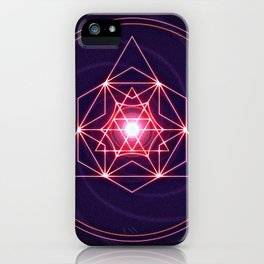 Astral Exploration iPhone Case