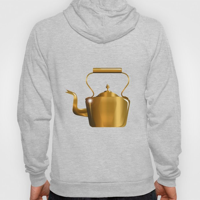 Victorian Copper Kettle Hoody