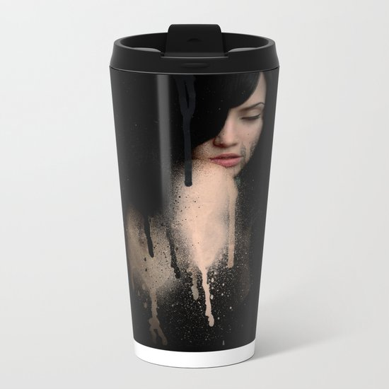 Surnatural Metal Travel Mug