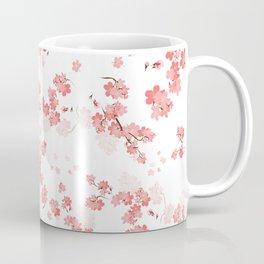 Cherry Flower 6 Coffee Mug