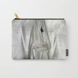 "say no to patriarchy / ""the nun"" Carry-All Pouch"
