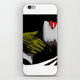 zomboi iPhone Skin