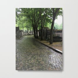 Avenue of the Dead Metal Print