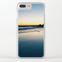 Corners Clear iPhone Case