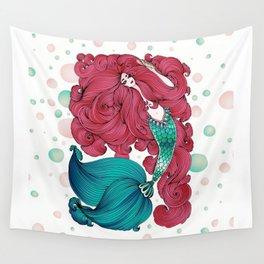 Marmaid Wall Tapestry