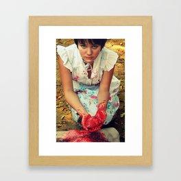 Possesion Framed Art Print