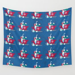 Happy Winter Holidays! Wall Tapestry