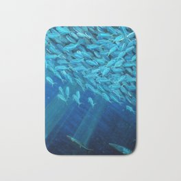 Oceans of Plenty Bath Mat
