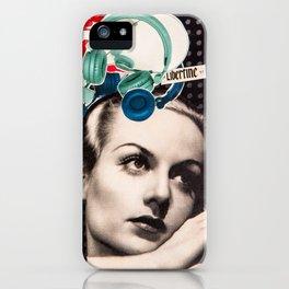 Libertine iPhone Case