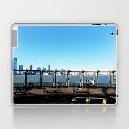 Piers | Hudson River | NYC Laptop & iPad Skin