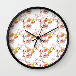DAYS Wall Clock