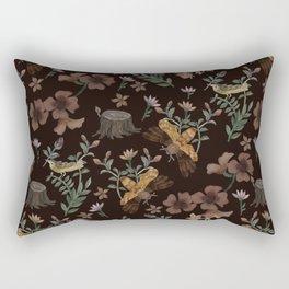 Forest Elements Rectangular Pillow