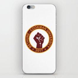 BETHUNE-COOKMAN CLASS OF 2017 iPhone Skin