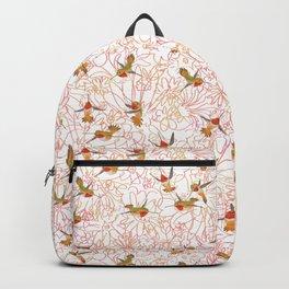 Flower Garden Dance Backpack