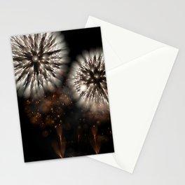 Bokeh Sparkle (Fireworks) Stationery Cards