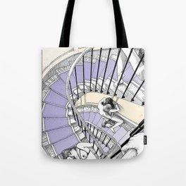 asc 692 - Book cover La Musardine Tote Bag