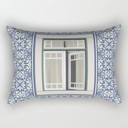 Rua de S. Paulo 220 Rectangular Pillow