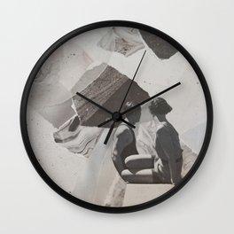 Composition III Wall Clock
