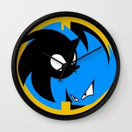 The Wrath of Nazo Emblem Wall Clock