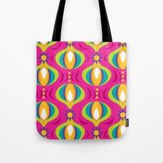 Oohladrop Fuschia Tote Bag