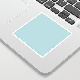 Simply Pretty Blue Sticker
