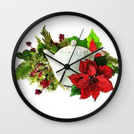 Tea 4 Wall Clock
