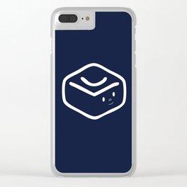 One Tofu Clear iPhone Case