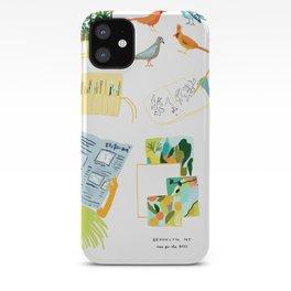 Brooklyn, I love you iPhone Case