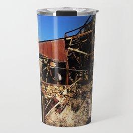 Ballarat Ghost Town Travel Mug