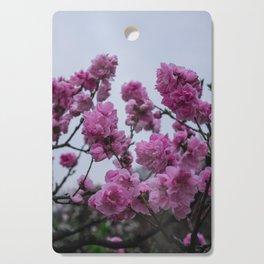 Sakura Cutting Board