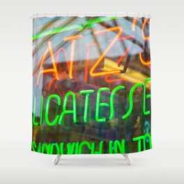 Reuben Sandwich Shower Curtain