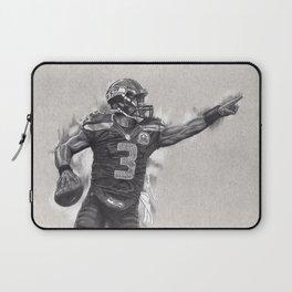 Russell Wilson Laptop Sleeve