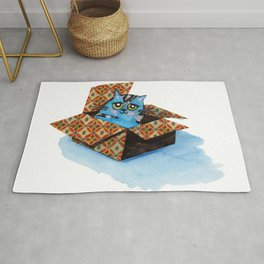 Boxed In Rug