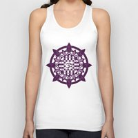 yoga Tank Tops featuring Yoga by Janava