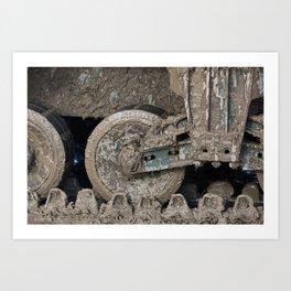 Muck Art Print