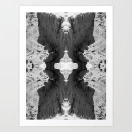 The Algarve Art Print
