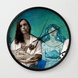 NINAMELUSINA Wall Clock
