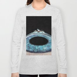 Swimming In My Mind's Eye Long Sleeve T-shirt