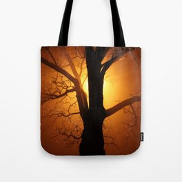 Gods and trees Tote Bag