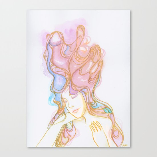 Goodness Canvas Print