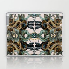 Snakes and Chains Laptop & iPad Skin