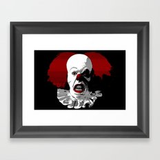 IT Framed Art Print