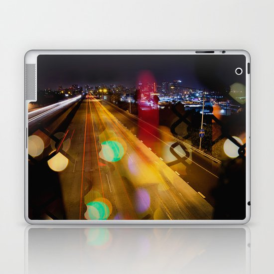 Focus On What's Unclear Laptop & iPad Skin