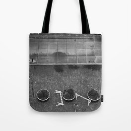 Meat Packing Street Tote Bag