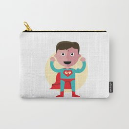 Man of spandex Carry-All Pouch