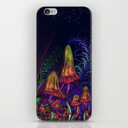 Happy Birthday Terence Mckenna iPhone Skin