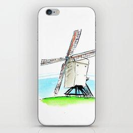 Brugge iPhone Skin