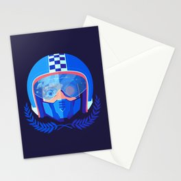 Lightspeed Racer Stationery Cards